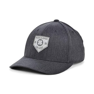 Black Clover Home Plate 1 Hat Charcoal
