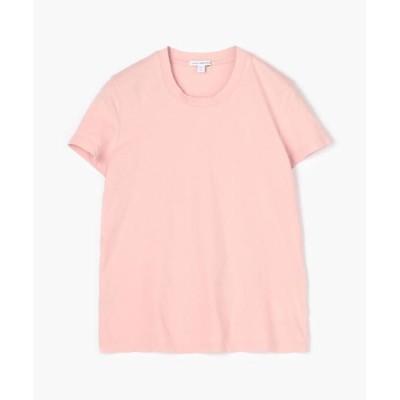 TOMORROWLAND/トゥモローランド ベーシック クルーネックTシャツ WLJ3114 33 ピンク 3(LL)