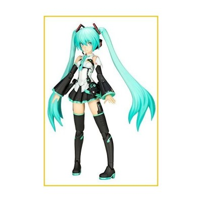 Kotobukiya Hatsune Miku Model 15 cm Plastic Model Kit Frame Arms Girl, Colour (KOTKTOFG059) Assorted