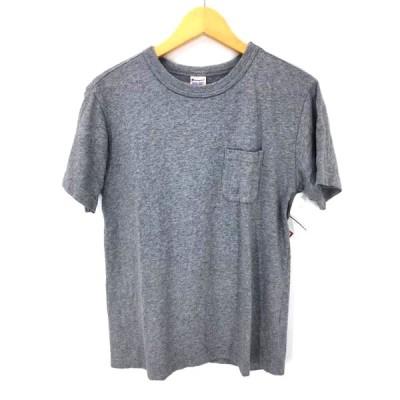 チャンピオン Champion ポケットTシャツ メンズ M 中古 210319