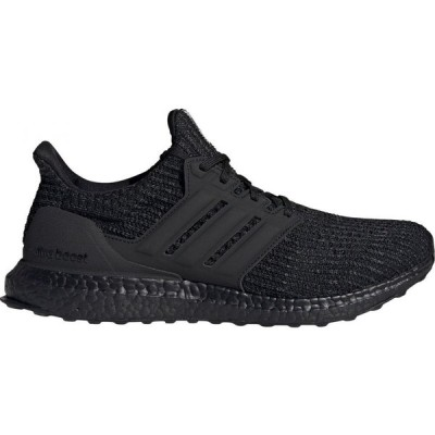 アディダス adidas メンズ ランニング・ウォーキング シューズ・靴 Ultraboost Running Shoes Black/Red