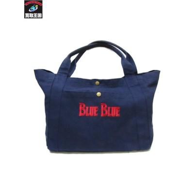 BLUE BLUE/トートバッグ ブルーブルー