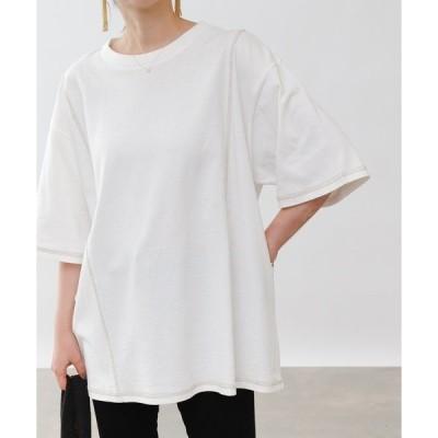 tシャツ Tシャツ 【WEB・一部店舗限定】リンキングデザインTシャツ