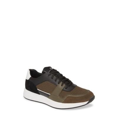 カルバンクライン メンズ ドレスシューズ シューズ Dudley Sneaker BLACK/CAMOUFLAGE