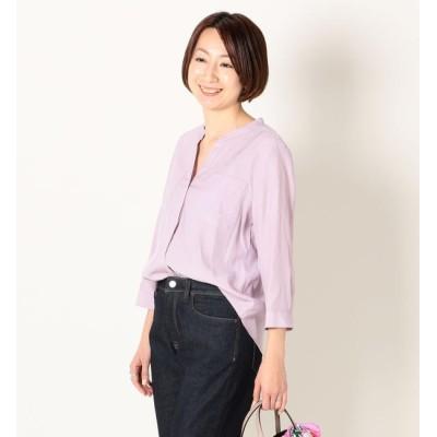 【シップス/SHIPS】 SHIPS any:ダブルポケットシャツ