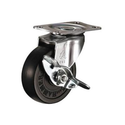 【代引不可】 ハンマー 自在ブレーキ付65mm 【415ER65】