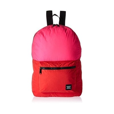 Herschel Supply Co. Packable Daypack Neon Pink Reflective/Red Reflective One Size 並行輸入品