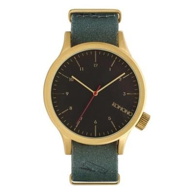 腕時計 「KOMONO コモノ」腕時計 マグリット レキシー ウィンストン マグヌス ▲