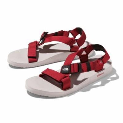 サンダル ノースフェイス THE NORTH FACE ウルトラストレイタム リオレッド/ウィンドチャイムグレー メンズ レディース シューズ 靴 19SS