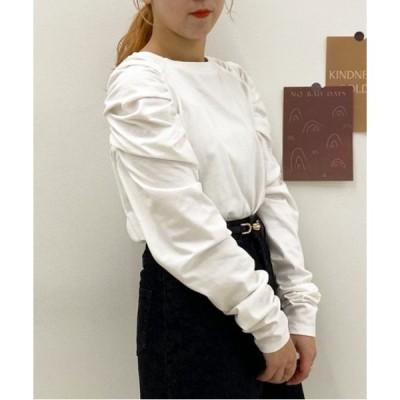 tシャツ Tシャツ パワショルトップス【ZOZOTOWN限定アイテム】