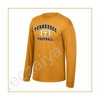 Elite Fan Shop Tennessee Volunteers Men's Football Long Sleeve T-Shirt Team Color, Medium並行輸入品