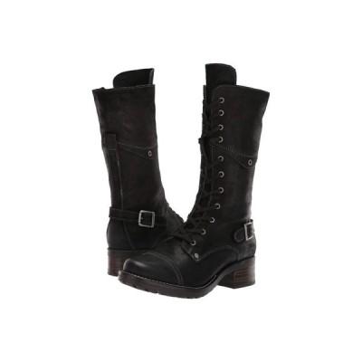 タオス Taos Footwear レディース ブーツ シューズ・靴 Tall Crave Black Rugged