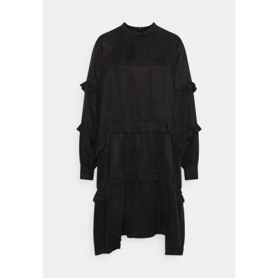 ブルンスバザー ワンピース レディース トップス SIANNA MAKKA DRESS - Day dress - black