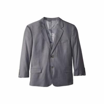 ドッカーズ Dockers メンズ スーツ・ジャケット 大きいサイズ アウター Big and Tall Regular Fit Suit Separate Blazer Mid Grey
