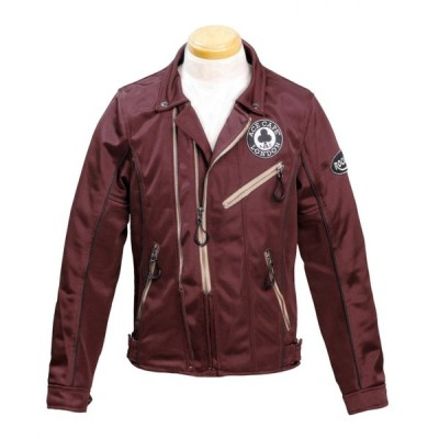 ACECAFE LONDON:エースカフェロンドン ACECAFE LONDON Mesh W-Riders Jacket [メッシュ Wライダーズジャケット]
