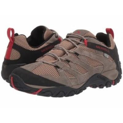 Merrell メレル メンズ 男性用 シューズ 靴 ブーツ ハイキング トレッキング Alverstone Waterproof Boulder【送料無料】