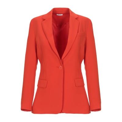 パロッシュ P.A.R.O.S.H. テーラードジャケット オレンジ XS ポリエステル 100% テーラードジャケット