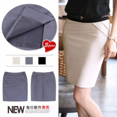 大きいサイズ スカート ひざ丈 レディース ボトムス 母 ママ 20代 30代 40代 ミニ ミニスカート ペンシルスカートマー