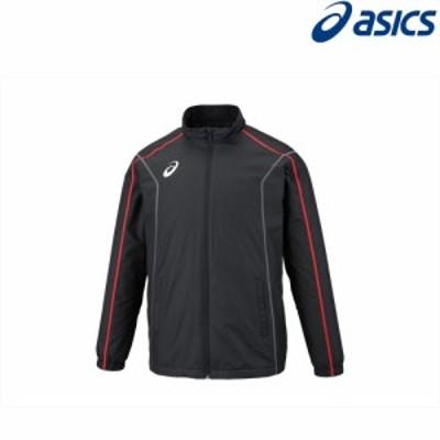 アシックス asics フィットネスウェア ユニセックス 裏トリコットブレーカージャケット(ステッチ) 2031A240-001 2018FW