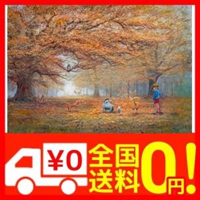 1000ピース ジグソーパズル ディズニー ザ ジョイ オブ オータイム リーブス(51x73.5cm)