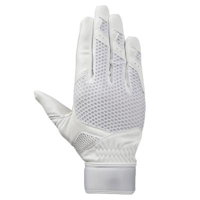 MIZUNO野球グローバルエリート 守備手袋 右手用1EJED22110ホワイト