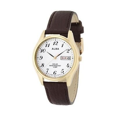 [セイコーウォッチ] 腕時計 アルバ ソーラー ハードレックス ペア AEFD544