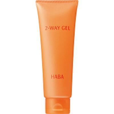 ハーバー研究所HABA(ハーバー) ツーウェイジェル(温感マスク・洗い流しタイプ) 120g ハーバー研究所