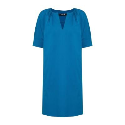デレク ラム DEREK LAM ミニワンピース&ドレス ブライトブルー 40 コットン 95% / ポリウレタン 5% ミニワンピース&ドレス