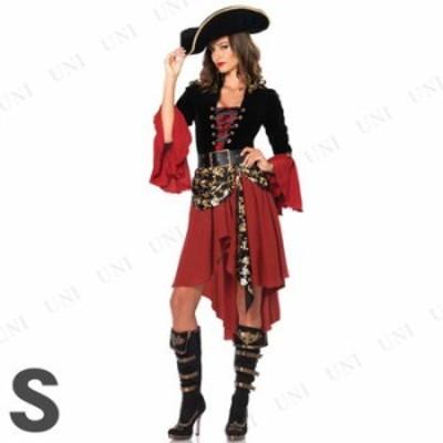 コスプレ 仮装 クルーエル・シーズ・キャプテン(女海賊) 大人用 S コスプレ 衣装 ハロウィン 仮装 海賊 コスチューム パーティーグッズ