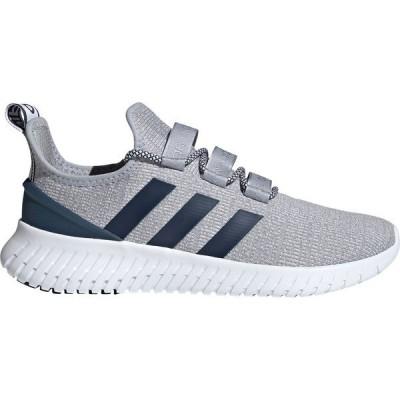 アディダス スニーカー シューズ メンズ adidas Men's Kaptir X Shoes Silver/Navy/White