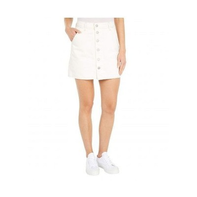 Levi's(R) Premium リーバイス レディース 女性用 ファッション スカート Button Front Utility Skirt - Tofu Kung Fu