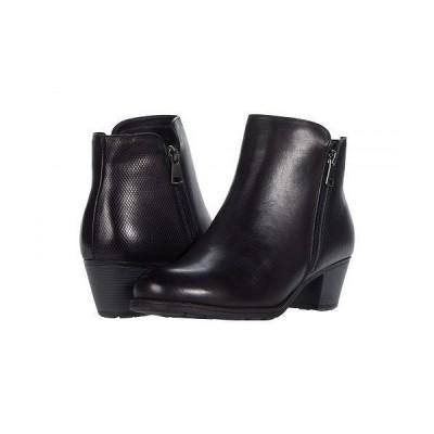 Prop?t プロペット レディース 女性用 シューズ 靴 ブーツ アンクル ショートブーツ Tobey - Black