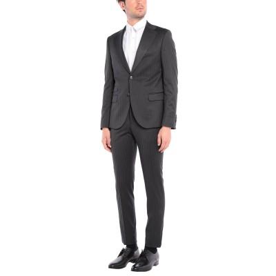 グレイ ダニエレ アレッサンドリーニ GREY DANIELE ALESSANDRINI スーツ スチールグレー 48 ウール 100% スーツ