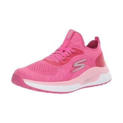 Skechers レディース Go Run Steady スニーカー US サイズ: 5 カラー: ピンク