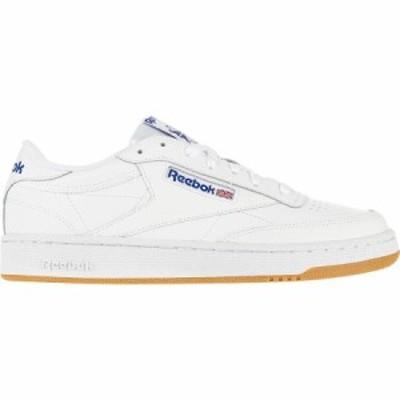 (取寄)リーボック メンズ クラブ C85 スニーカー Reebok Men's Club C 85 Sneaker Int-White/Royal-Gum