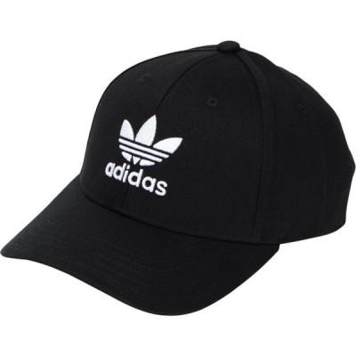 アディダス ADIDAS ORIGINALS レディース 帽子 baseb class tre hat Black