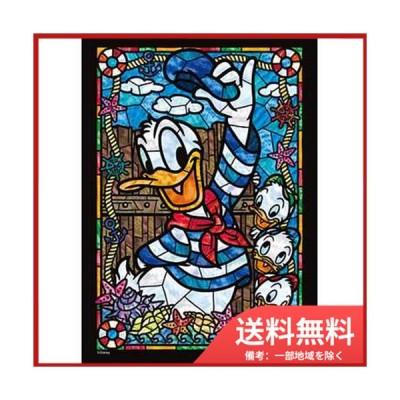 【送料無料】DSG-266-954 ドナルドダック ステンドグラス〈ステンドアート〉