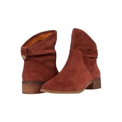 Lucky Brand ラッキーブランド レディース 女性用 シューズ 靴 ブーツ チェルシーブーツ アンクル Lollin - Brandy