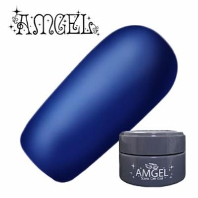 ジェルネイル セルフ カラージェル アンジェル AMGEL カラージェル AG1016 ピヨーネルブルー 3g