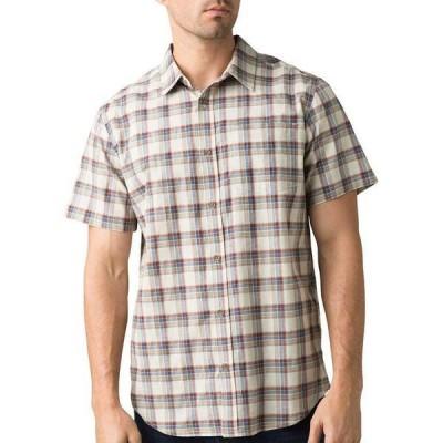 プラーナ メンズ シャツ トップス prAna Men's Bryner Slim Fit Shirt
