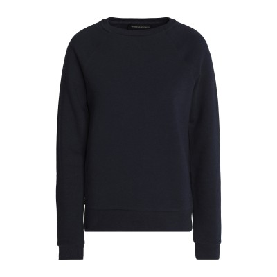 VANESSA SEWARD スウェットシャツ ダークブルー 36 コットン 85% / ポリエステル 15% スウェットシャツ