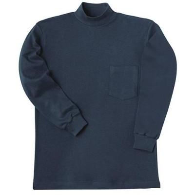 桑和(SOWA) スムース ハイネック 1/ネイビー 3Lサイズ 50108 作業着 作業服 ワークウェア ウエア シャツ メンズ