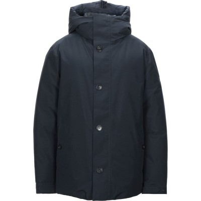 ウールリッチ WOOLRICH メンズ ダウン・中綿ジャケット アウター down jacket Dark blue