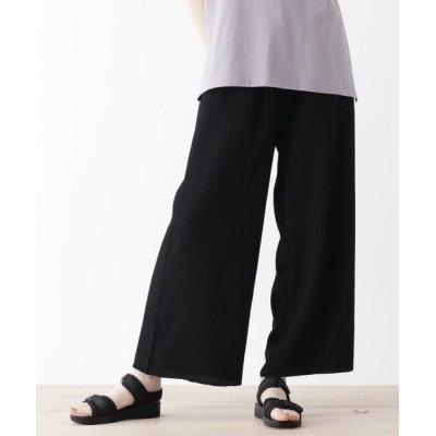 SHOO・LA・RUE / 【フリーサイズ】ワッシャーワイドイージー WOMEN パンツ > パンツ