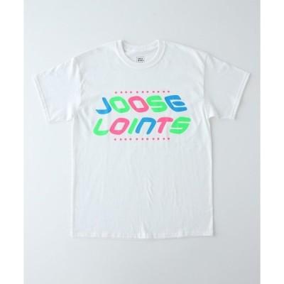 tシャツ Tシャツ LOOSE JOINTS Joose Loints (LJ_SS20-T13 Sych Hackers (HCH JP))