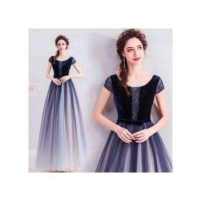 人気 春新作 ロングドレス 20新作 結婚式 二次会 披露宴 司会者 演奏会 上品 ウェディングドレス