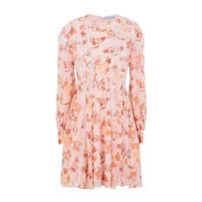 TRUE DECADENCE ミニワンピース&ドレス ライトピンク 12 ポリエステル 100% ミニワンピース&ドレス