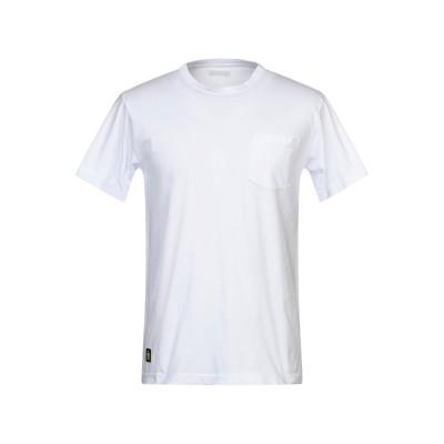 4GIVENESS T シャツ ホワイト S コットン 100% T シャツ