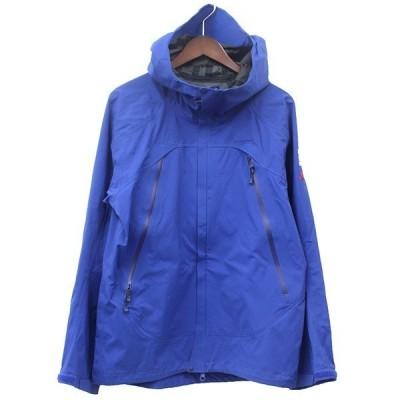 karrimor boma ns jkt ジップアップフーデットジャケット ブルー サイズ:S (三軒茶屋店) 200930