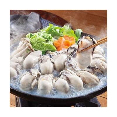 築地丸中 牡蠣(かき)瀬戸内産の最大級2Lサイズ1kgカキ